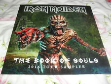 IRON MAIDEN -THE BOOK OF SOULS SAMPLER- VERY HARD TO FIND AWESOME LTD EDITION