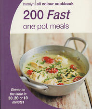 200 Fast One Pot Meals NEW BOOK by Octopus Publishing Group (Paperback, 2015)