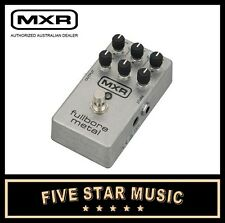 MXR FULL BORE METAL DISTORTION GUITAR PEDAL M116 FULLBORE Jim Dunlop
