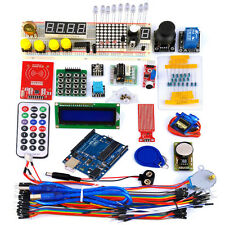 1Kit Hot RFID UNO R3 Starter Kit for Arduino,Model + with UNO Board