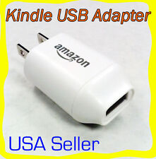 Amazon Kindle 2 / Fire / Touch / DX Wall Plug USB Power Adapter Charger *EF*