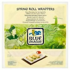 * Blue Dragon * Spring Roll Wrappers * Vietnamese Rice Paper Pancakes * 3 Packs