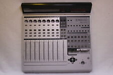 Used Mackie MCU PRO  - TOP FACE of Metal Cabinet in VG+ condition