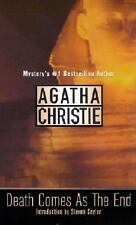 Death Comes as the End by Agatha Christie (2002, Paperback)