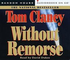 Without Remorse Tom Clancy