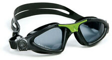 AQUA SPHERE TINTED - GREEN KAYENNE MENS SWIMMING GOGGLE OPEN WATER & COMPETITION