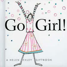 Go Girl! Hardback Gift Book Keepsake For Birthday Anniversary etc