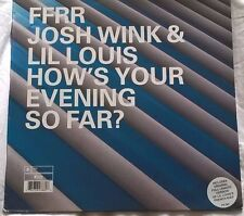 "JOSH WINK & LIL LOUIS - How's Your Evening So Far? (12"" 2000) French Kiss"
