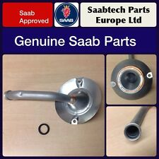 GENUINE SAAB 9-3 9-5 1998-2009 OIL PIPE PICK UP AND SEAL NEW - 55557225