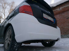 NOBLESSE rear bumper for Honda fit/jazz GD