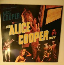 Alice Cooper – The Alice Cooper Show LP – BSK 3138 – excellent A1/B1