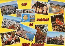 Alte Postkarte - Las Palmas de Gran Canaria