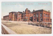 Omaha,Nebraska,National Bank,Exchange Building & Union Stock Yards,c.1901-06