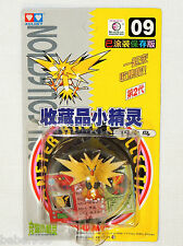 NEW POKEMON POCKET MONSTERS #   09 ZAPDOS   , AULDEY TOMY PVC FIGURE