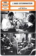 L'ANGE EXTERMINATEUR - Luis Bunuel (Fiche Cinéma) 1962 - The Exterminating Angel