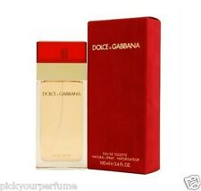 Dolce & Gabbana Red D&G RED 3.4 oz 3.3oz 100ml EDT Eau De Toilette Spray WOMEN