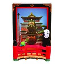 """SPIRITED AWAY Licensed 4.5"""" NO FACE Picture FRAME Studio Ghibli Collectible"""