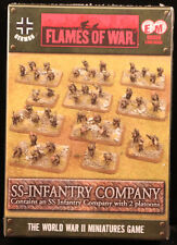 Flames of War German SS Infantry Platoon (GBX58) NEW