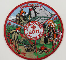 OA Lodge 221 Muscogee R5 2011 Indian Summer / Summit Corps / Philmont   [R338]