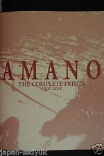 JAPAN Yoshitaka Amano : The Complete Prints 1991-2001