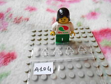 LEGO  VINTAGE  MINIFIG  OMINO  Gas 'n' Wash Express  6397
