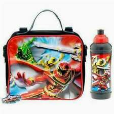 Power Rangers Mystic Force Insulated Lunch Box Bag Kit New with Bonus Bottle