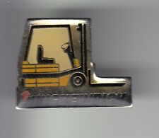 RARE PINS PIN'S .. AGRICULTURE TRACTEUR TRACTOR LEVAGE ELEVATEUR JUNGHEINRICH~DC