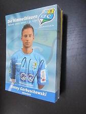 29435 Garbuschewski 11-12 Chemnitzer FC CFC original signierte Autrogrammkarte