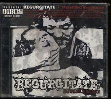 CD REGURGITATE HATEFILLED VENGEANCE 2002 RELAPSE RECORDS SEALED