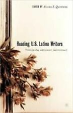 Reading U. S. Latina Writers : Remapping American Literature by Alvina E....
