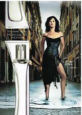 "Publicité Advertising 2004 Le Parfum ""Provocative Woman"" par Elizabeth Arden"