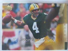 Brett Favre - 2000 UpperDeck Gold Reserve #57 - Green Bay Packers Playercard