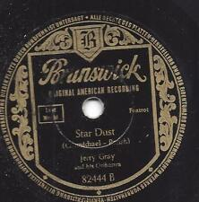 Jerry Gray Orchester : Star Dust  +  Holiday for Strings