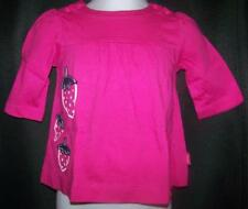 NEW Infant Toddler BABY GAP Girl Shirt 6 / 12 M