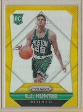 R.J. Hunter 2015-16 Panini Prizm Gold Prizm Rookie /10
