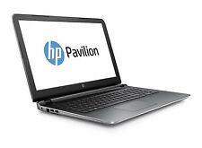 "HP Pavilion 15 15.6"" NB Quad A10-8700P 12GB 256GB SSD WiFi BT 1080 Backlit W10P"