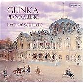 Unknown Artist GLINKA: PIANO MUSIC: CD