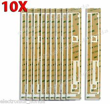 10X 3M Screen Digitizer Double Side Tape Adhesive Glue Sticker for iPad 3/4 b376