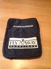 Vintage American Airlines Fly Away Vacation Carry On bag. New