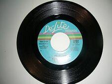 Kool & The Gang - Take My Heart / Just Friends  45    De-Lite   NM 1981