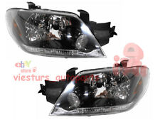 Mitsubishi Outlander 2003-2007 Headlamp LEFT and RIGHT SET NEW