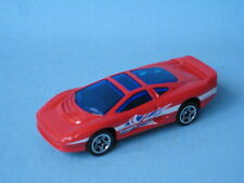 Matchbox Jaguar XJ220 Red with Racing Flag Livery Boxed