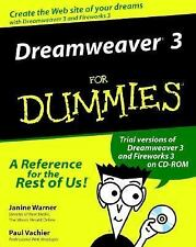 Dreamweaver3 For Dummies (For Dummies (Computers))