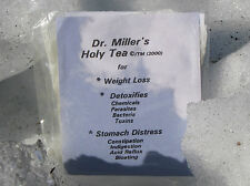 Dr Millers Holy Tea-5 Mo.Supply 40 BAGS $ 62..00  Best Ebay Price!