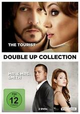 Mr. & Mrs. Smith & The Tourist DVD Neuwertig