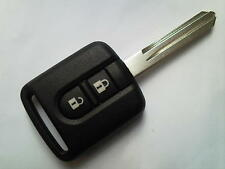 GENUINE NISSAN TERRANO,MICRA,X-TRAIL ETC RF 2 BUTTON REMOTE ALARM UNCUT KEY FOB