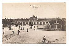 CPA Bourges la gare carte postale/cp81