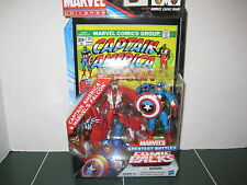 Marvel Universe Comic Packs Marvel`s Falcon and Captain America Two Pack