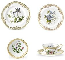 SPODE FINE BONE CHINA STAFFORD FLOWERS 5PC PLACE SETTING