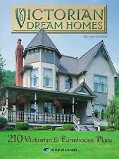 Victorian Dream Homes : 210 Victorian and Farmhouse Designs by Home Planners